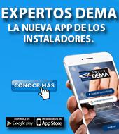 Grupo DEMA - App - Descarga gratis - Aqcua System, Duratop, Sigas, Tubotherm