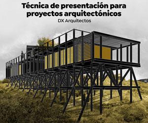 Curso Tecnica de presentacion para proyectos arquitectonicos