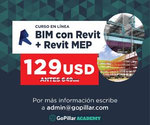 Curso de Diseño en BIM con Revit Architecture + MEP
