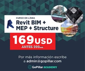 BIM Specialist: Curso de diseño en BIM con Revit Architecture, Revit Structure y Revit MEP (instalaciones)