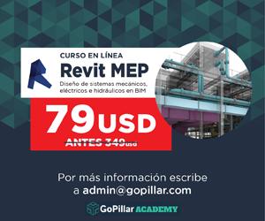 Curso de diseño en BIM con Revit MEP (instalaciones)