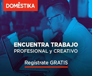 Domestika - Encuentra trabajo profesional y creativo - Registrate GRATIS - La comunidad de la clase creativa