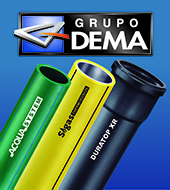 Grupo DEMA - Aqcua System, Duratop, Sigas, Tubotherm
