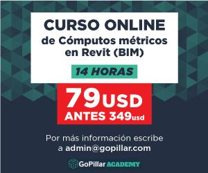 Curso online de Computos metricos en Revit (BIM)