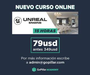 Curso UNREAL ENGINE 4: Aprende a crear y gestionar proyectos en Realidad Virtual