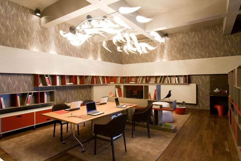 Dise o espacio n 16 oficina por for Oficinas de diseno y arquitectura
