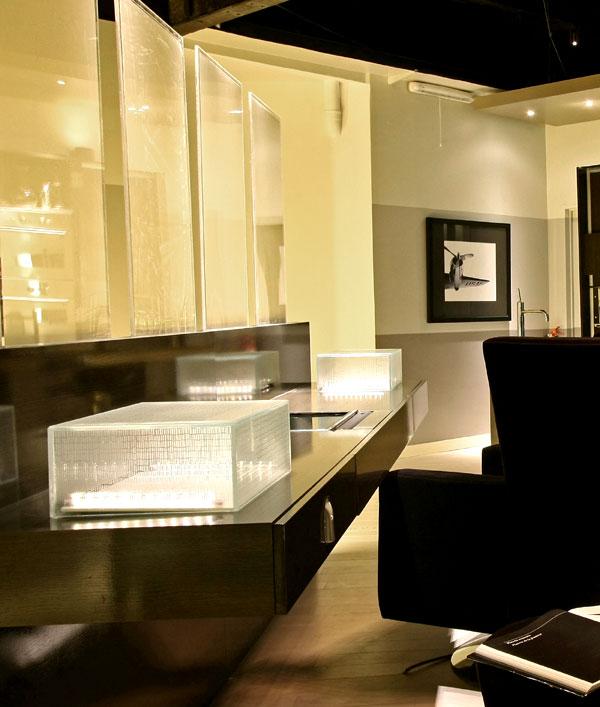 Dise o espacio n 43 loft urbano for Espacio casa online