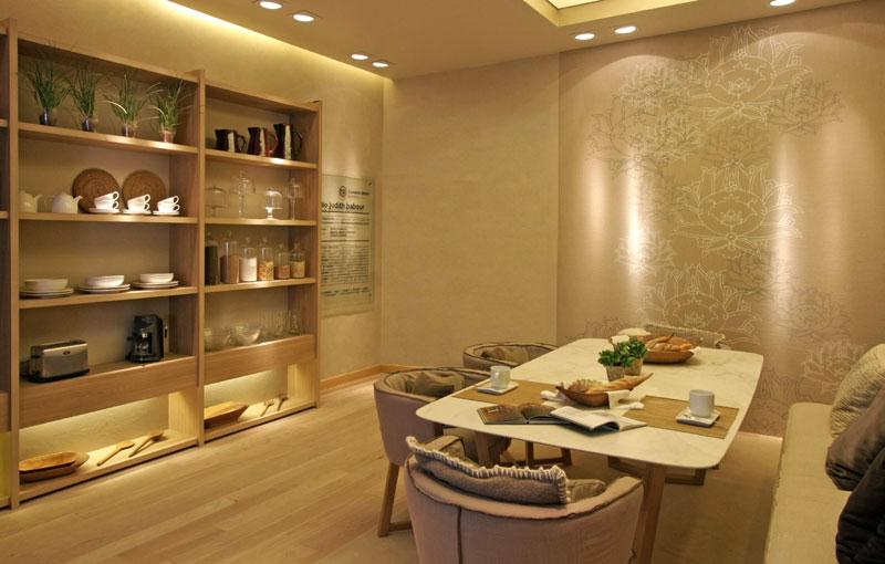Dise o espacio n 12 comedor diario for Comedor diario decoracion