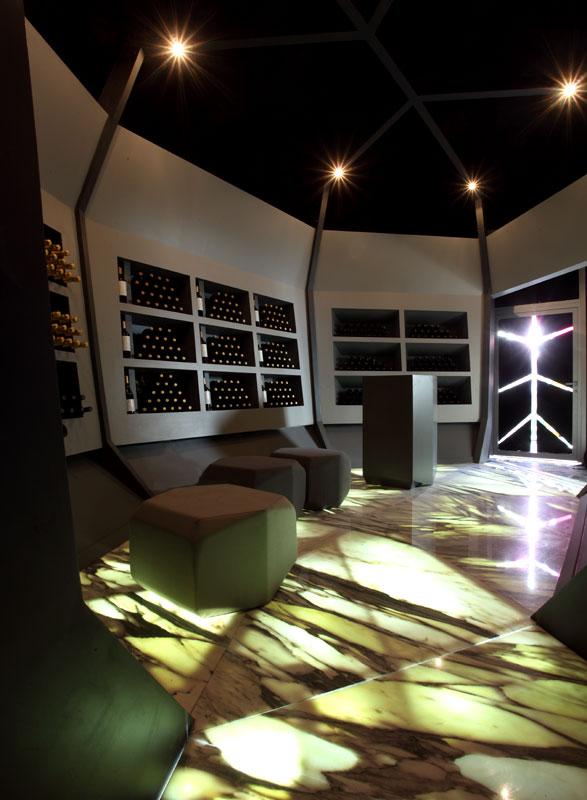 Dise o espacio n 18 cava por arq for Espacio casa online
