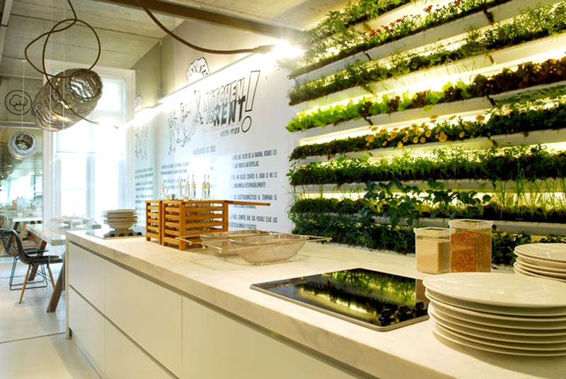 ARQUIMASTER.com.ar | Diseño: Espacio Nº 23: Kitchen for rent (cocina ...