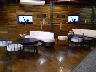 Dise o concreto art caf cafeter a por frate arquitectura espacio n 16 - Diseno cafeterias modernas ...
