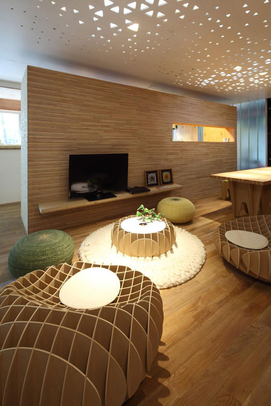 Dise o la casa sustentable por gruba for Decoracion casa foa