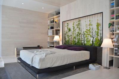 Dise o dormitorio para una pareja de dise adores por angie dub y tatiana - Disenadores de casas ...