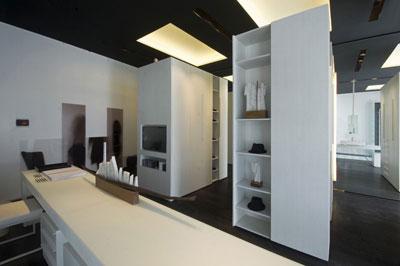 Dise o vestidor por monica kucher y for Cielorrasos modernos ver fotos