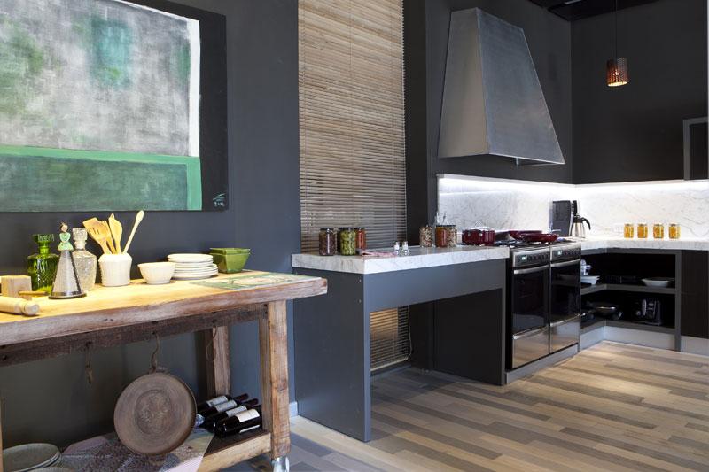 Dise o cocina de un chef por renata for Elementos de cocina para chef