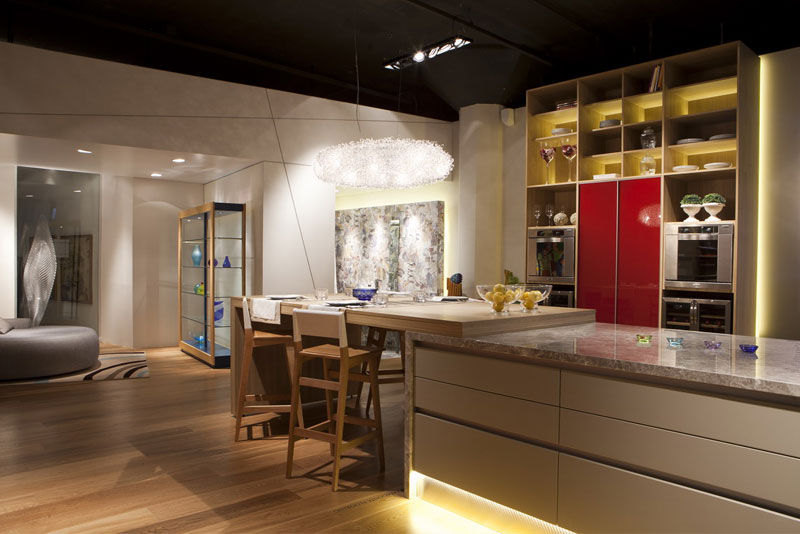ARQUIMASTER.com.ar   Diseño: Loft de un Joven Gourmet por Horacio ...