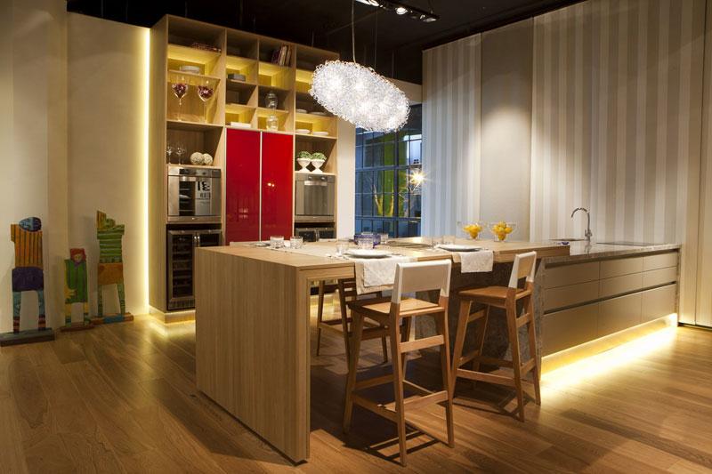 Dise o loft de un joven gourmet por for Espacio casa online