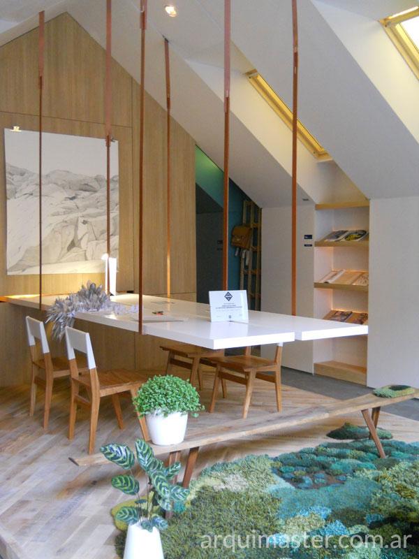 Dise o home office por estudio for Espacio casa online