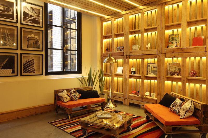 Dise o home office por g7 grupo for Espacio casa online