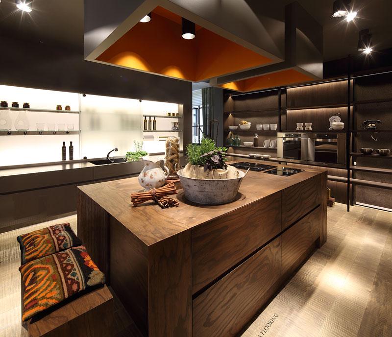 ARQUIMASTER.com.ar | Diseño: Cocina, Texturas y aromas para Longvie ...