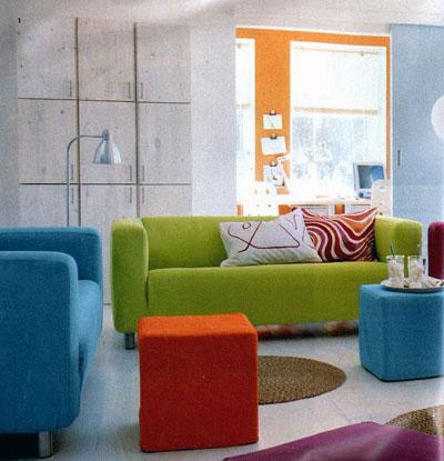 Curso premisas b sicas para una buena decoraci n los efectos del color 3 - Cursos de diseno de interiores gratis ...