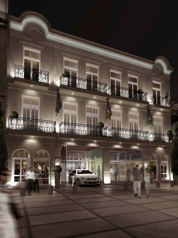 Arquimaster Com Ar Dise O Se Presenta La Nueva Sede De La  # Muebles Casa Foa