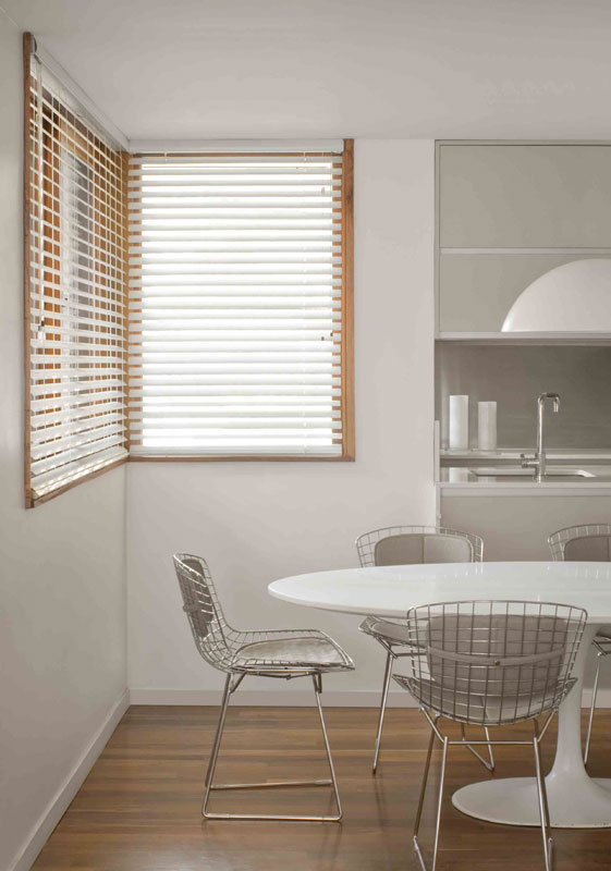 Dise o cortinas para cada ambiente - Cortinas tipo persianas ...
