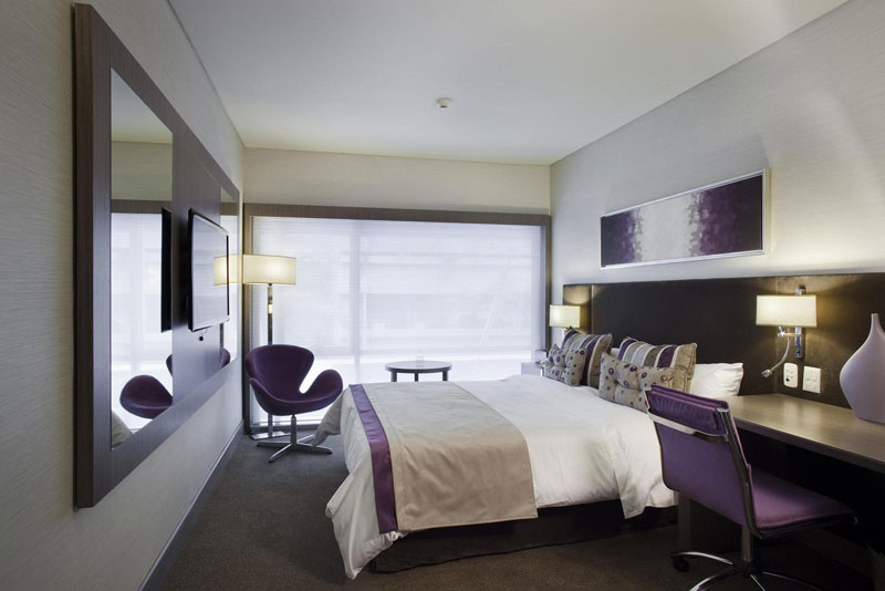 Dise o el dise o interior clave del for Arquitectura de hoteles