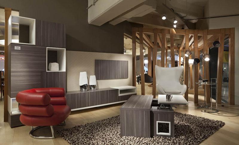 muebles para el hogar unidades de pared de Michael Thonet  Web de