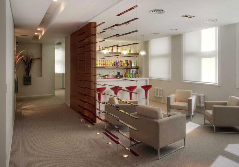 Dise o oficinas flexibles la nueva for Oficina en casa diseno