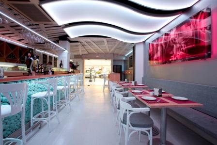 Dise o proyecto de interiorismo y for Disenos para bares