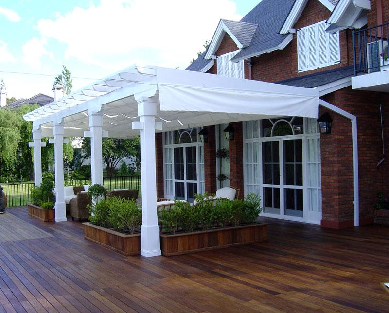 Dise o dise o de espacios exteriores por trixi borges web de - Diseno jardines y exteriores d ...