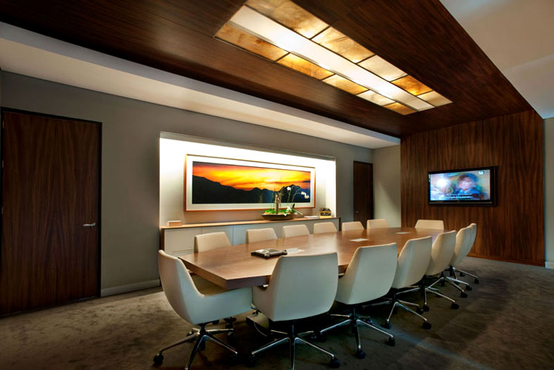 Dise o oficinas acbc torre arcos - Arquitectos y decoradores de interiores ...