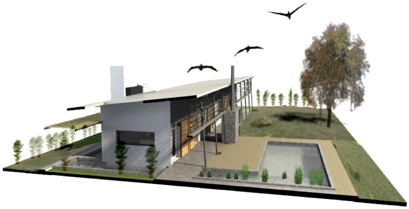 noticias ganadores del concurso de On diseno de casas y edificios sustentables
