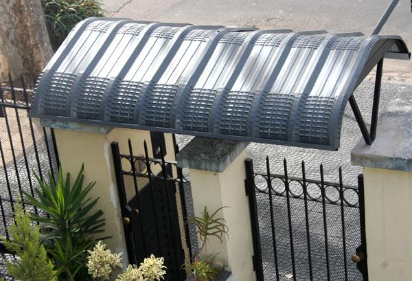 Materiales y tecnolog as sistemas for Modelos de techos de chapa