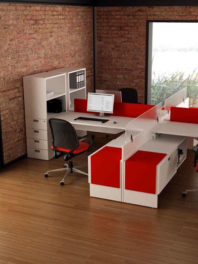 Empresas giuliani muebles de for Diseno de muebles para oficina