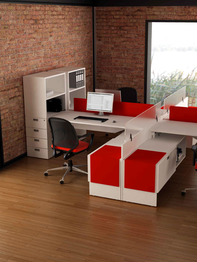 ARQUIMASTER.com.ar | Empresas: Giuliani, muebles de oficina a ...