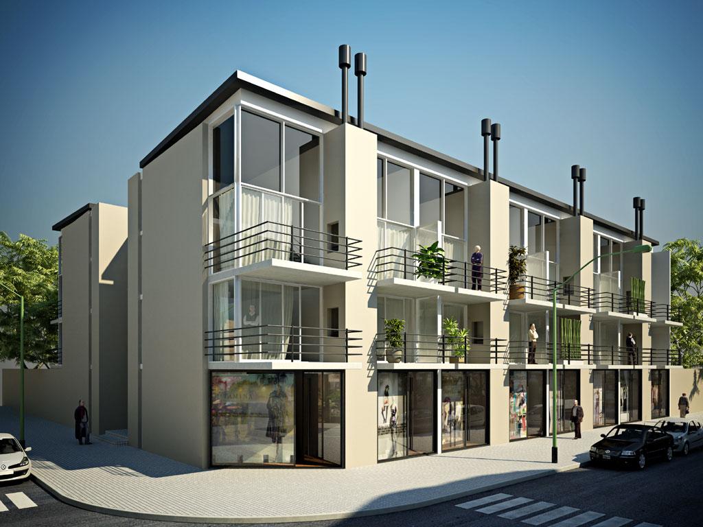 Sector inmobiliario y constructoras for Diseno locales comerciales