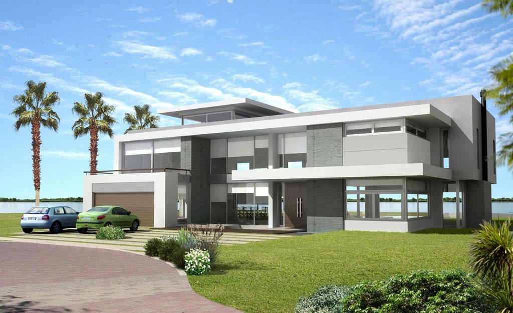 Sector inmobiliario y constructoras for Estilos de viviendas