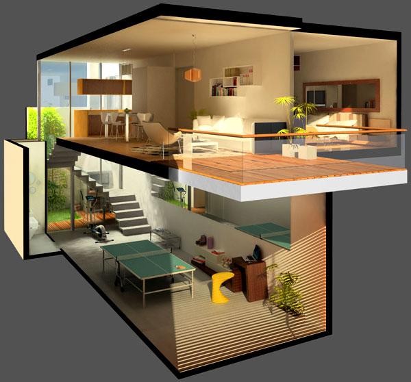 Noticias tetris nuevo proyecto - Formas de pintar una casa ...
