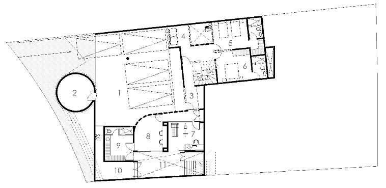 Baño Vestidor Arquitectura:ARQUIMASTER :: Proyecto: Casa La Loma II (México) – Garduño