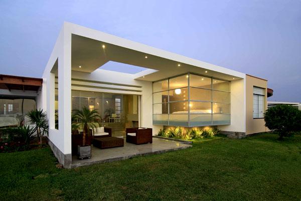 Arquimaster Com Ar Proyecto Casa De Playa Playa Las
