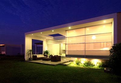 Proyecto casa de playa playa las gaviotas asia per gomez de la - Spa tres casas ...