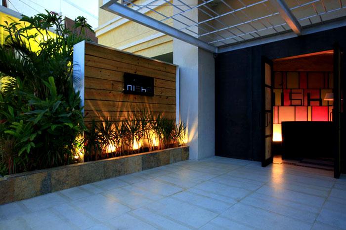 Proyecto Bar Lounge Nisha Acapulco