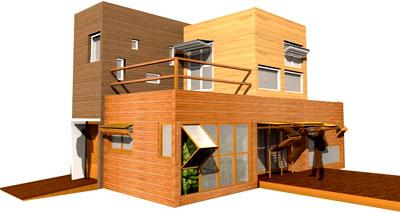 Proyecto m dulos de viviendas - Modulos prefabricados para viviendas ...
