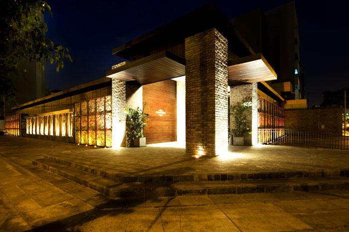 Proyecto restaurante panchita for Restaurante arquitectura