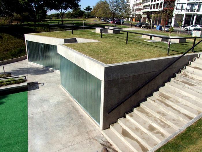 Pisos Para Baños Publicos:Public Park Restroom Design