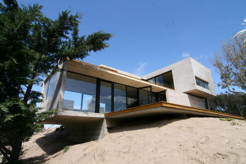ARQUIMASTER.com.ar   Proyecto: Casa en la Playa (vivienda de ...