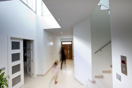 Proyecto vivienda unifamiliar en sevilla espa a disev arquitectura - Arquitectura tecnica sevilla ...