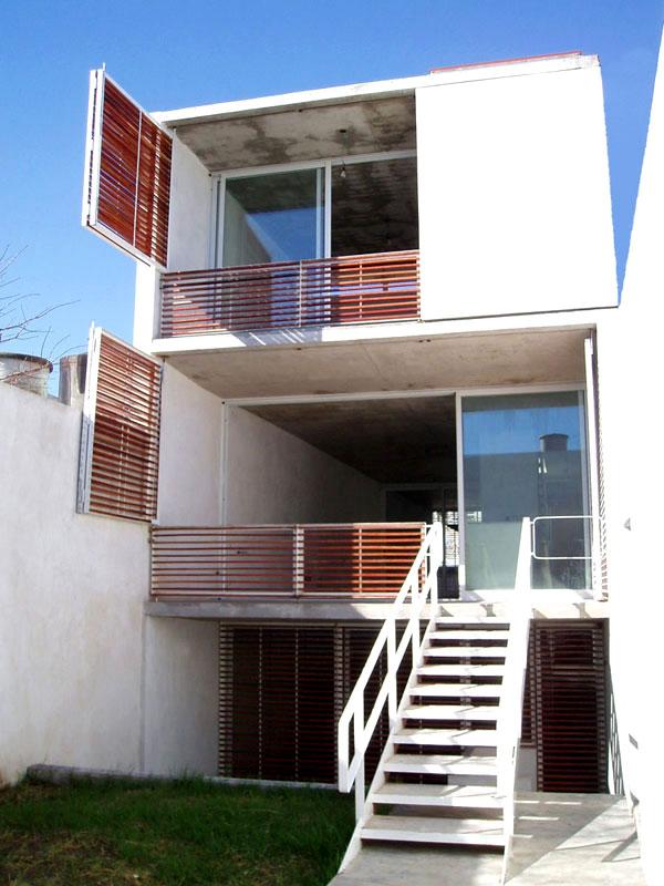 Proyecto casa 5x30 buenos aires for Diseno de casa de 10 x 20